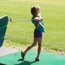 kids swing lessons